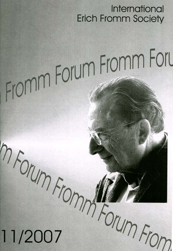 explain erich fromm's twofold meaning of Start studying theories exam 2 learn vocabulary (s) did karen horney and erich fromm differ from freud how does horney explain women's concepts of inferiority.